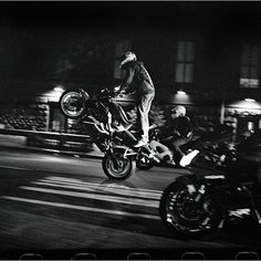 Black and White NYC Street Photography by Matt Weber