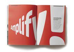 Magazine Design Inspiration MagSpreads: Eye Annual 2012 Industry Magazine #layout #design #magazine #typography