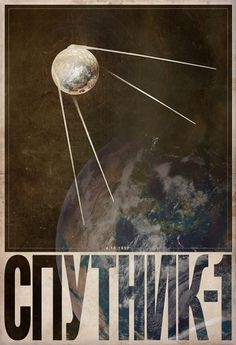 Space Race - Cosmonaut on the Behance Network