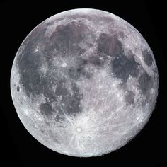 Primordial Light: The Moon #moon