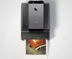 Impossible Instant Lab #iphone #print #gadget #photos