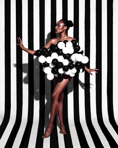 Gorgeous Fashion and Editorial Portraits by Mehran Djojan