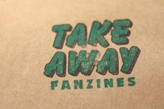 Disismaineim — Take Away Fanzines Rotterdam #type