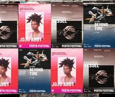 Perth Festival on Behance