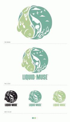Kendrick Kidd #music #logo #liquid #muse