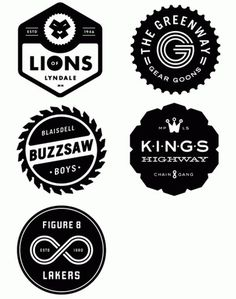 Eight Hour Day » Blog #logos #bike gangs