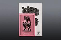 JAZZ JOURNAL 2010 on the Behance Network #illustration #design #graphic