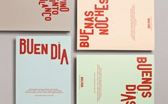 Heydays: Bolivar / on Design Work Life #identity #branding