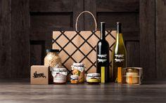 Anagrama | Montero #anagrama #branding #montero #food #restaurant