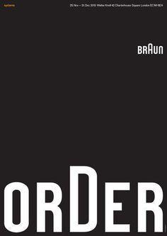 23 | 34 Posters Celebrate Braun Design In The 1960s | Co.Design | business + design