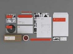 Furnitrade on Branding Served #branding #stationery