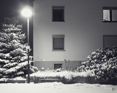 Sleep — Tom Hull — Photography #white #snow #black #sleep #tom #hull #photography #and