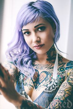 INKED GIRLS: EXNING SUICIDE BY MICHAEL MAE