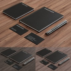 Black and elegant corporative stationery Free Psd. See more inspiration related to Logo, Business card, Mockup, Business, Cover, Card, Template, Office, Visiting card, Black, Presentation, Notebook, Stationery, Elegant, Corporate, Mock up, Company, Modern, Corporate identity, Branding, Visit card, Cards, Symbol, Agenda, Identity, Brand, Identity card, Business logo, Company logo, Logo template, Up, Visit, Pencils, Corporative, Mock, Visiting and Bloc on Freepik.
