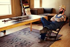 530_img_1834a.jpg (1350×900) #bright #warm #wood #leather #cabins