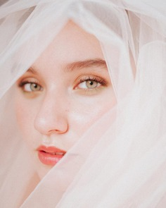 Beauty and Lifestyle Film Portrait Photography by María Belén