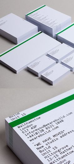 AisleOne - Graphic Design, Typography and Grid Systems #card #build #business #typography