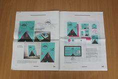 CV & Portfolio Mailer on Behance #portfolio