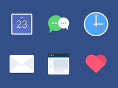Material Design Web Icon