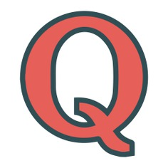 See more icon inspiration related to quora, brand, logos, logotype, logo, social network and social media on Flaticon.