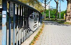 Hidden Railing Street Art9 640x409 #guerillia #picture #nice
