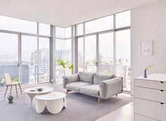 Whitehall Street Apartment