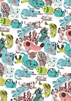 Tumblr #illustration #pattern