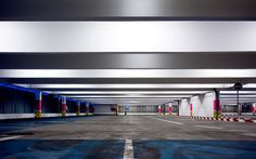 Branislav Kropilak #ceilings #garages #photography #architecture #art #parking