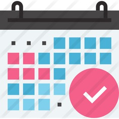 See more icon inspiration related to calendar, time, date, organization, schedule, administration, calendars, time and date and interface on Flaticon.