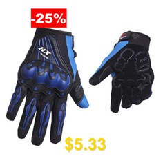 PRO #- #BIKER #mcs #- #18 #Motorcycle #Off #Road #Racing #Gloves #- #BLUE