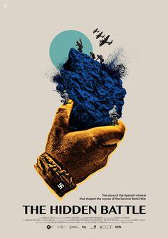 Extra Large Movie Poster Image for La Batalla Desconocida