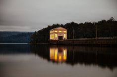 Pumphouse Point, Tasmania. #inspiration #photography