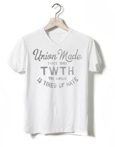 TWTH Atelier on Behance #illustration #typography #type #retro #tshirt #old