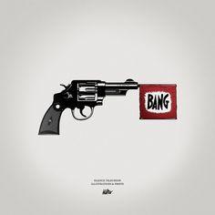 Silence Television - Blog #gun #pistol #bang