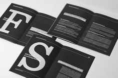 Vantage College Advisors on Behance #print #black #grid #layout #booklet
