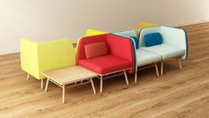 Bi Silla by Spanish designer