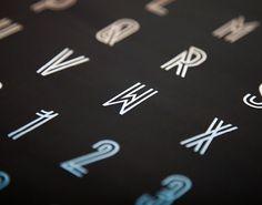 Metropolis 1920 on Typography Served #metropolis #typography