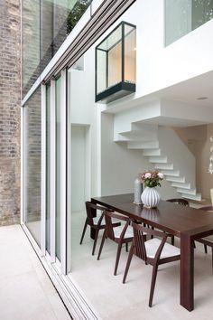 Richmond Avenue House Lipton Plant Architects 4