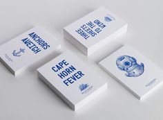 Inhouse | Seafarers / Ostro #print #flyer