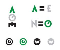 Współdzielnia on the Behance Network #typography #people #community #signs #euality #estate #green