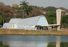 Image Spark dmciv #concrete #vault #oscar #niemeyet #engineering #parabolic