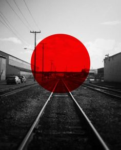 RichieSwims #tracks #photo #red
