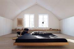 FFFFOUND! | On Display #interior #white #black #wood #furniture