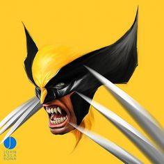Just Do You! #yellow #claws #wolverine