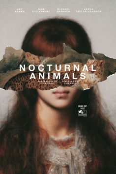 Newly Commissioned Poster for Tom Ford's Nocturnal Animals