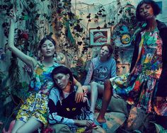 #photo #color #fashion #kenzo