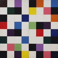 FFFFOUND! | MoMA.org | The Collection | Ellsworth Kelly. Colors for a Large Wall. 1951 #a #kelly #1951 #large #colors #wall #for #ellsworth