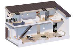 3d #render #architekturine #vizualizacija #dizonaurai