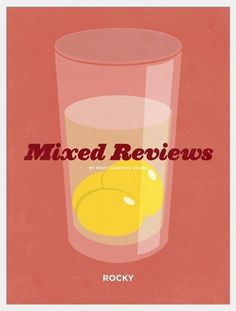 mixed reviews » Design You Trust #graphic design #illustration #mixed reviews