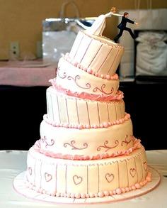 wedding cake toppers custom